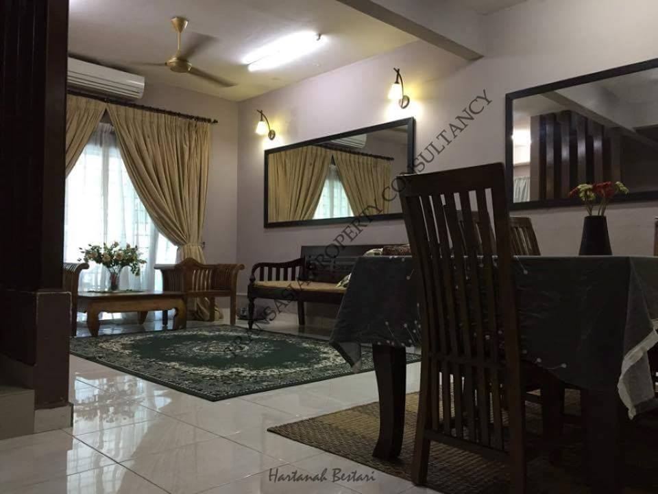 2Sty Terrace Aman Desa Coalfields For Sale!
