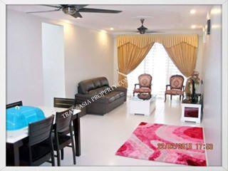 Telaga Emas Apartment Jalan Telaga Air, Butterworth For Sale!