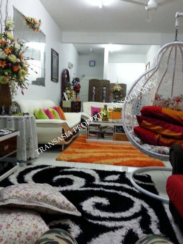 Kristal View Condo Seksyen 7, Shah Alam For Sale!