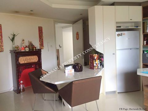Luxury serviced apartment Verve Suites, Mont Kiara For Sale!