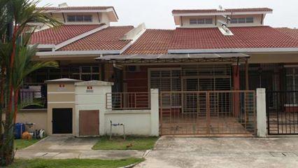 1Sty D'elise Taman Bandar Senawang For Sale!