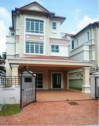 Bungalow Le Putra Avenue Bandar Putra Permai Equine Seri Kembangan