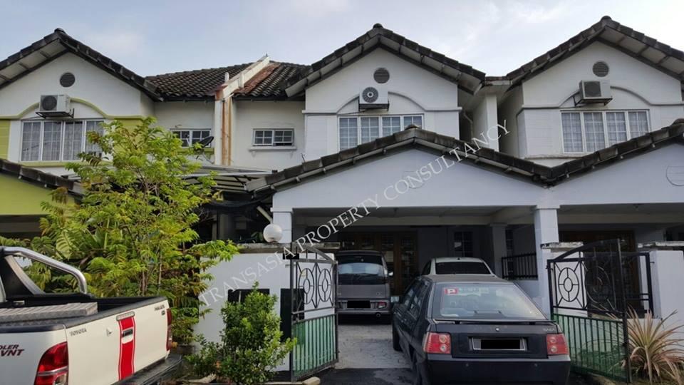 2Sty Terrace Taman Subang Bestari, Shah Alam