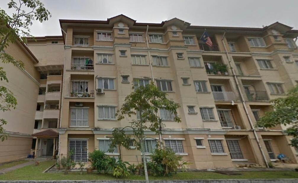 Cendana Apartment Bukit Subang Shah Alam