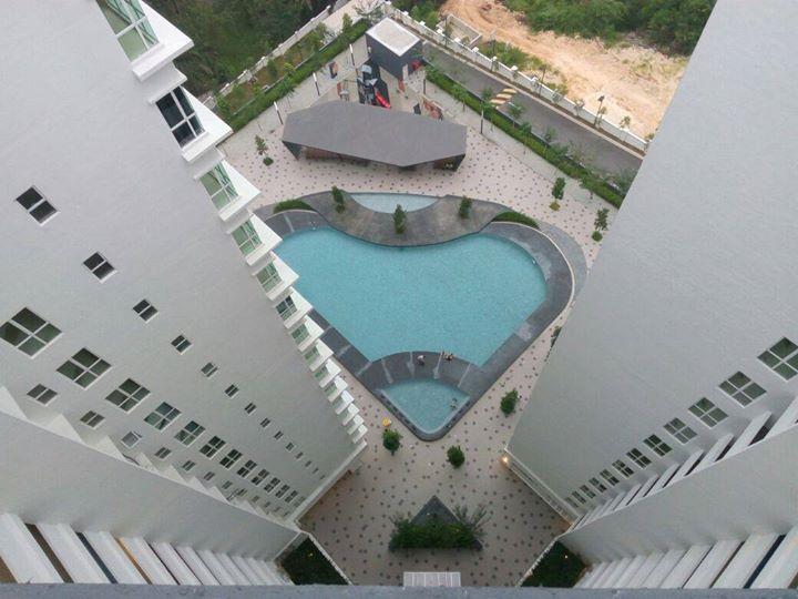 i Residence Bandar Mahkota Cheras