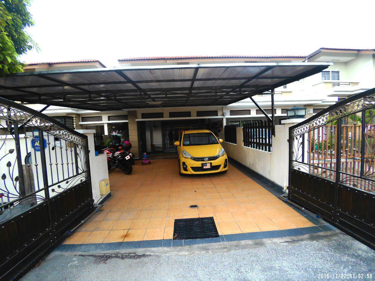 2Sty Terrace Seksyen 6, Bandar Bukit Mahkota Bangi