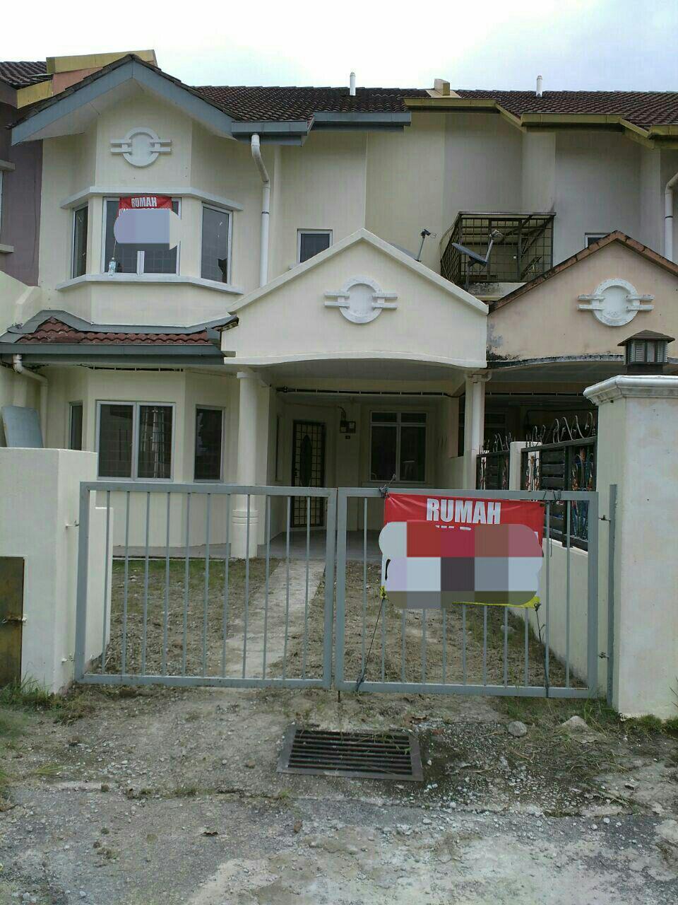2Sty Terrace Lestari Putra