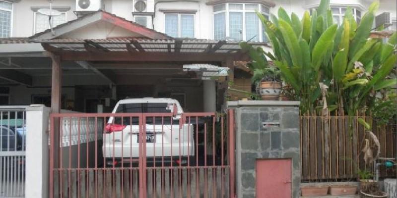 2 Storey Terrace Taman Bukit Angsana Cheras Kuala Lumpur