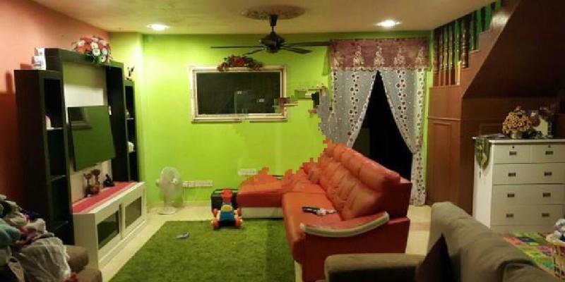 2 Storey link house Tmn Bukit Angsana Cheras