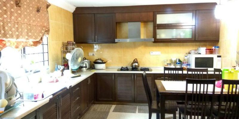 2 Storey Terrace Bukit Jelutong Shah Alam