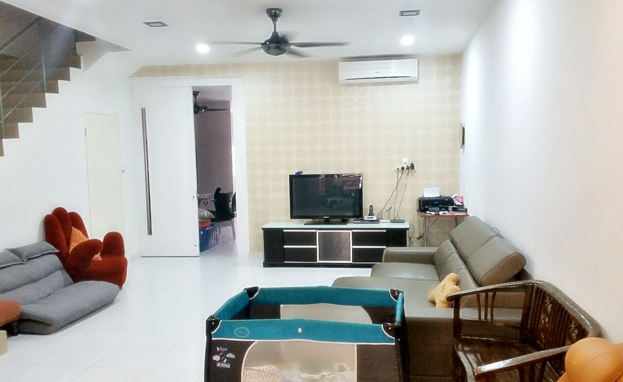 2 Storey Terrace Taman Jelok Impian, Kajang