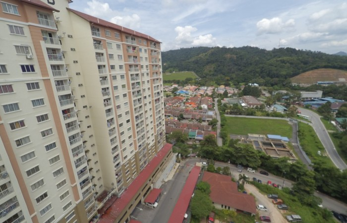 LAKEVIEW APARTMENT TAMAN JASA PERWIRA