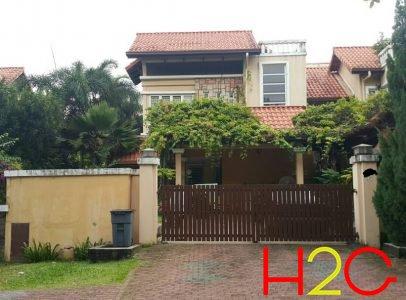 2Sty Semi D Jalan Jendela Bukit Jelutong Section U8 Shah Alam