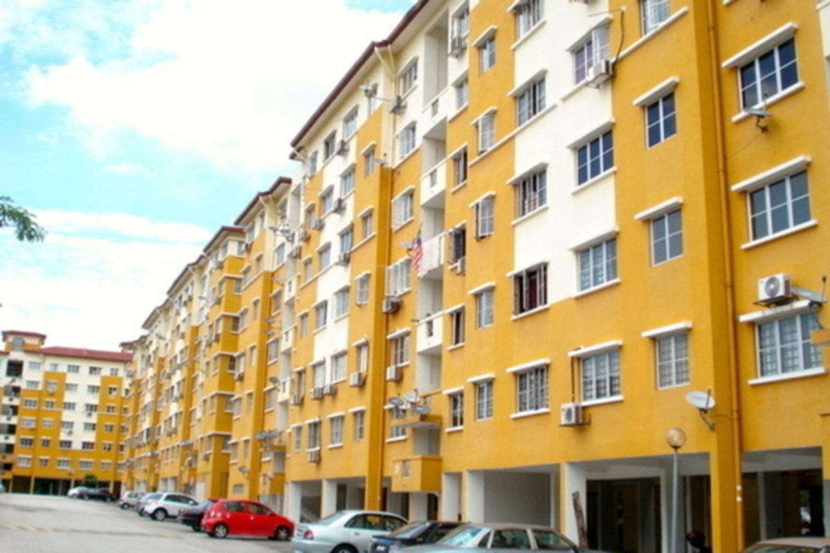 Apartment Tainia, Kota Damansara Endlot unit