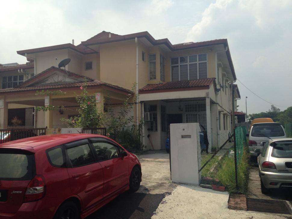 Townhouse Puncak Perdana U10 Shah Alam