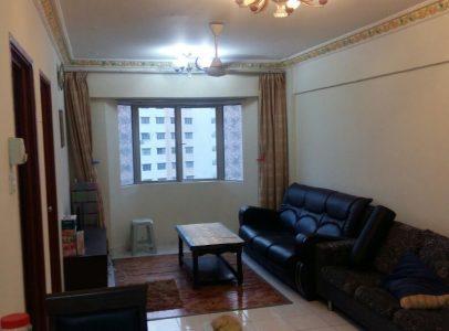 Lestari Apartment, Bandar Sri Permaisuri Cheras