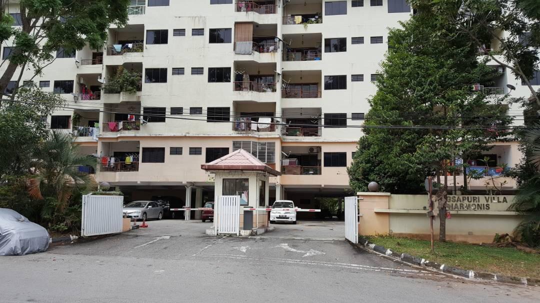 Apartment Villa Harmonis Gombak