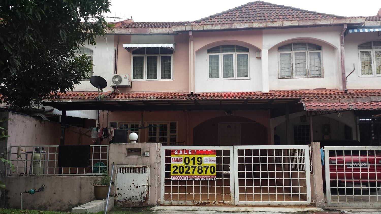 2Sty Terrace, Taman Alam Megah, Seksyen 27 Shah Alam