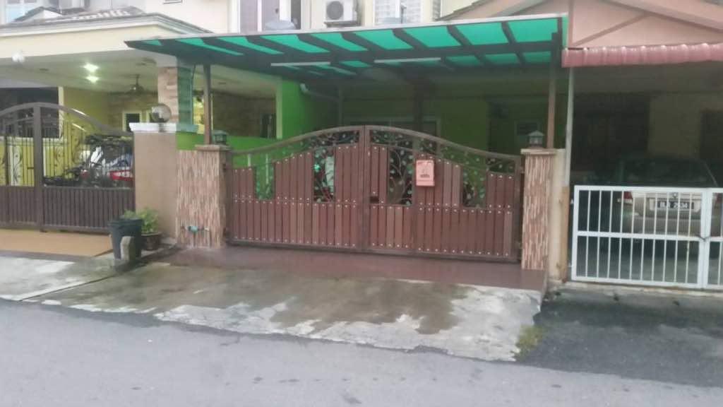 RUMAH JUAL DOUBLE STOREY TAMAN SURIA PENDAMAR PANDAMARAN