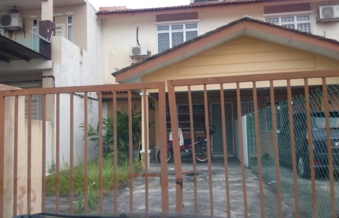 RUMAH TERES 2 TINGKAT UNTUK DISEWA, LA COTTAGE PUTRA PERDANA | HOUSE FOR SALE