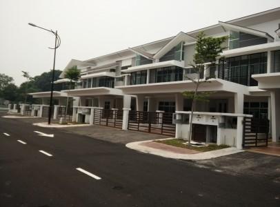 Rumah Teres 2 Tingkat Untuk Dijual Bersebelahan dengan Seri Bangi, Seksyen 8, Bandar Baru Bangi