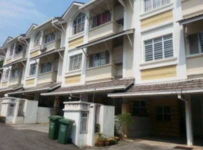 Townhouse 2 Tingkat Untuk DIJUAL, Presint 16 Putrajaya