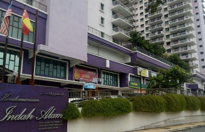 Indah Alam Condominium for Sale / Untuk Di jual