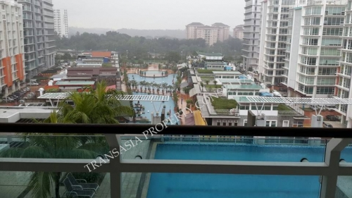 Oasis Serviced Suites @ Oasis Square, Ara Damansara For Rent