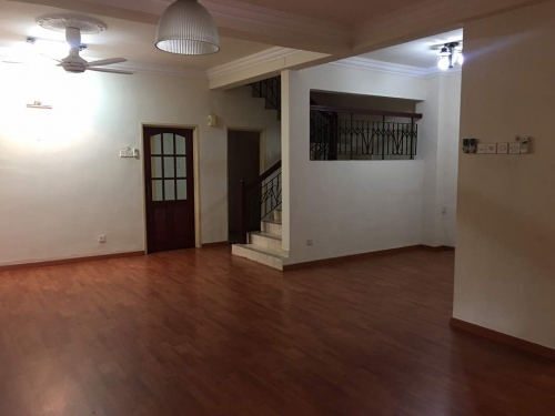 Superlink Jalan Adang Bukit Jelutong Shah Alam for sale