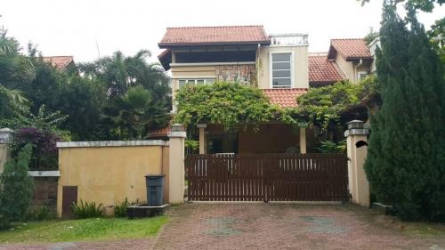 Double Storey Semi D Jalan Jendela Bukit Jelutong Section U8 Shah Alam Selangor For Sale