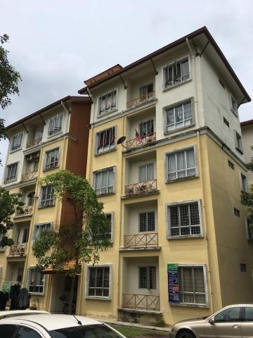 Apartment Seroja Bukit Jelutong Shah Alam