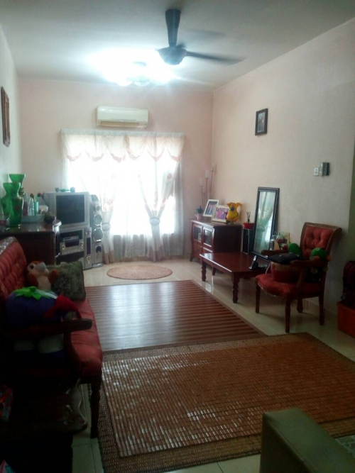 Apartment Delima Bukit Jelutong Shah Alam GROUND FLOOR for sale