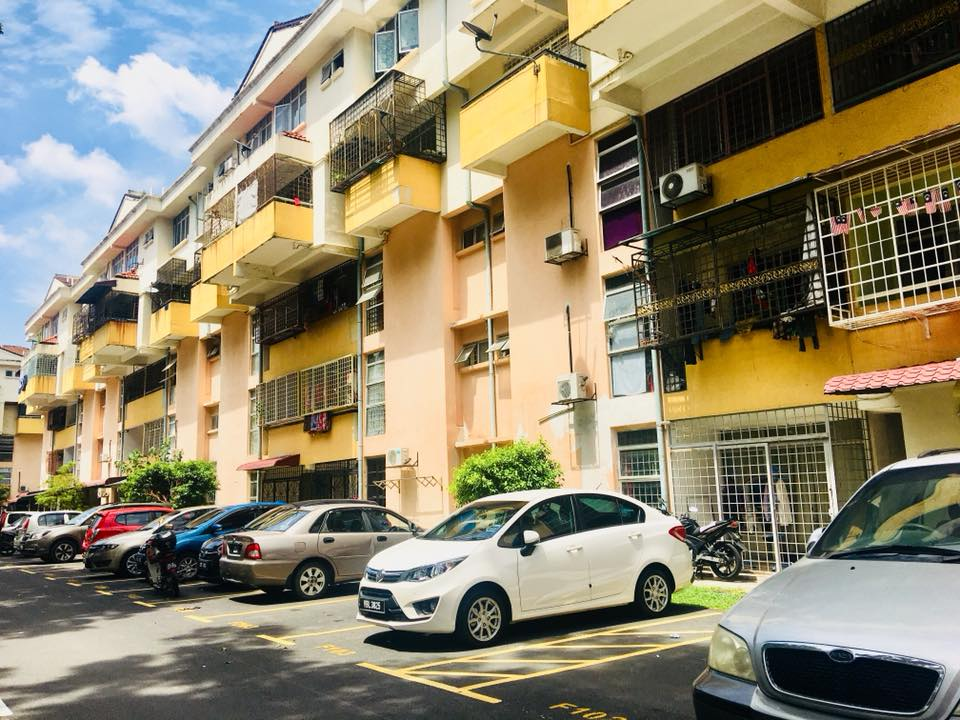 Casmaria Apartment, Batu Caves GROUND FLOOR