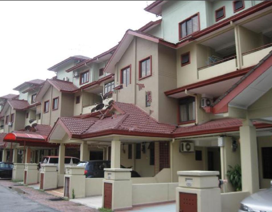 2 Sty Terrace Bdr Sri Permaisuri Cheras