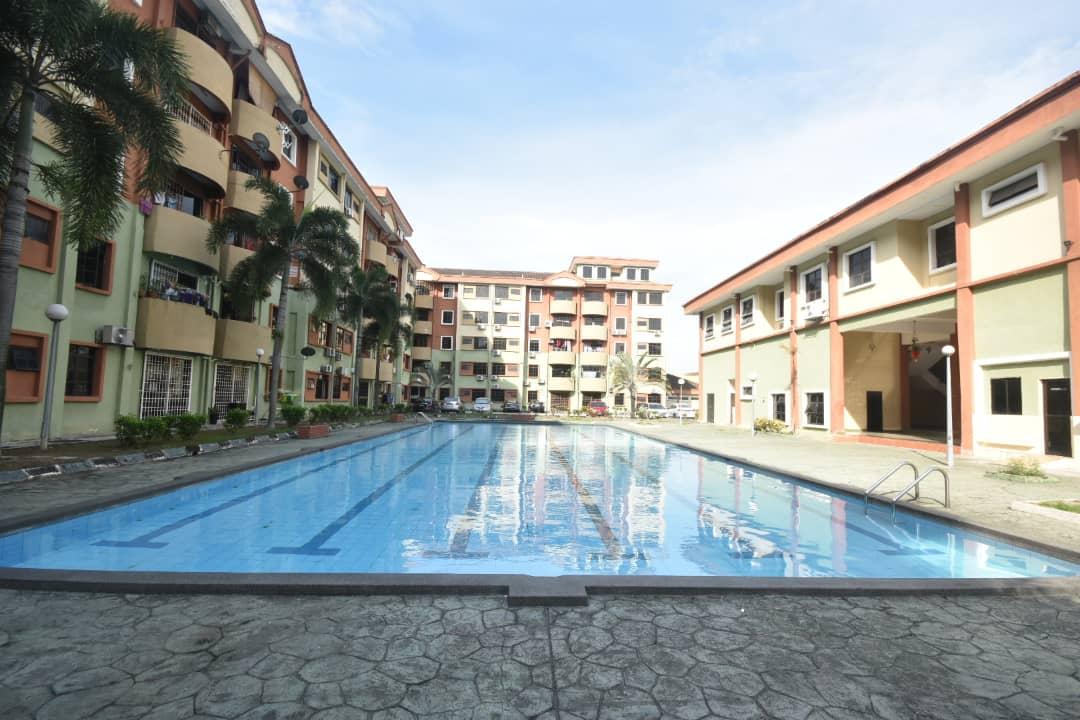 Apartment Sri Pelangi Subang Bestari Untuk Dijual