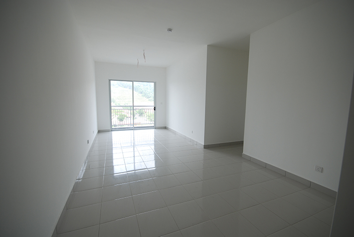 Semi D Apartment Danau Perintis Puncak Alam (NEW UNIT , TERMURAH)
