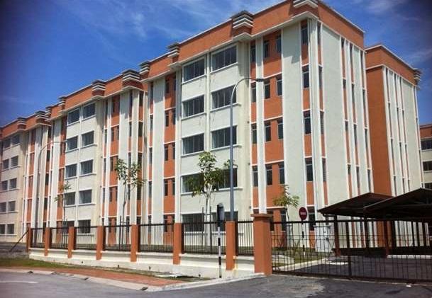 Apartment Seri Kejora, Subang Bestari