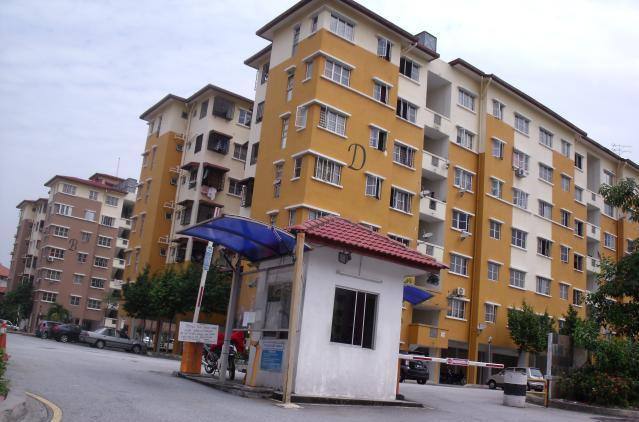 Apartment Tainia, Section 11,Kota Damansara
