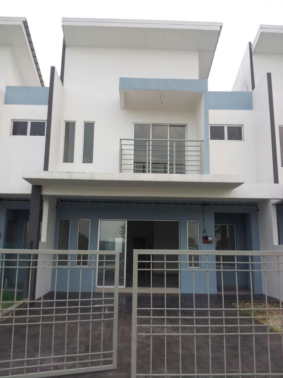 new 2 storey saujana rawang
