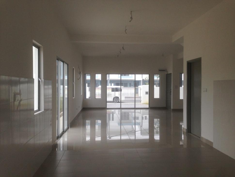 new corner lot 2 storey saujana rawang