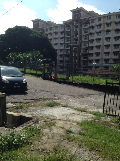 Bungalow Lot Land Keramat