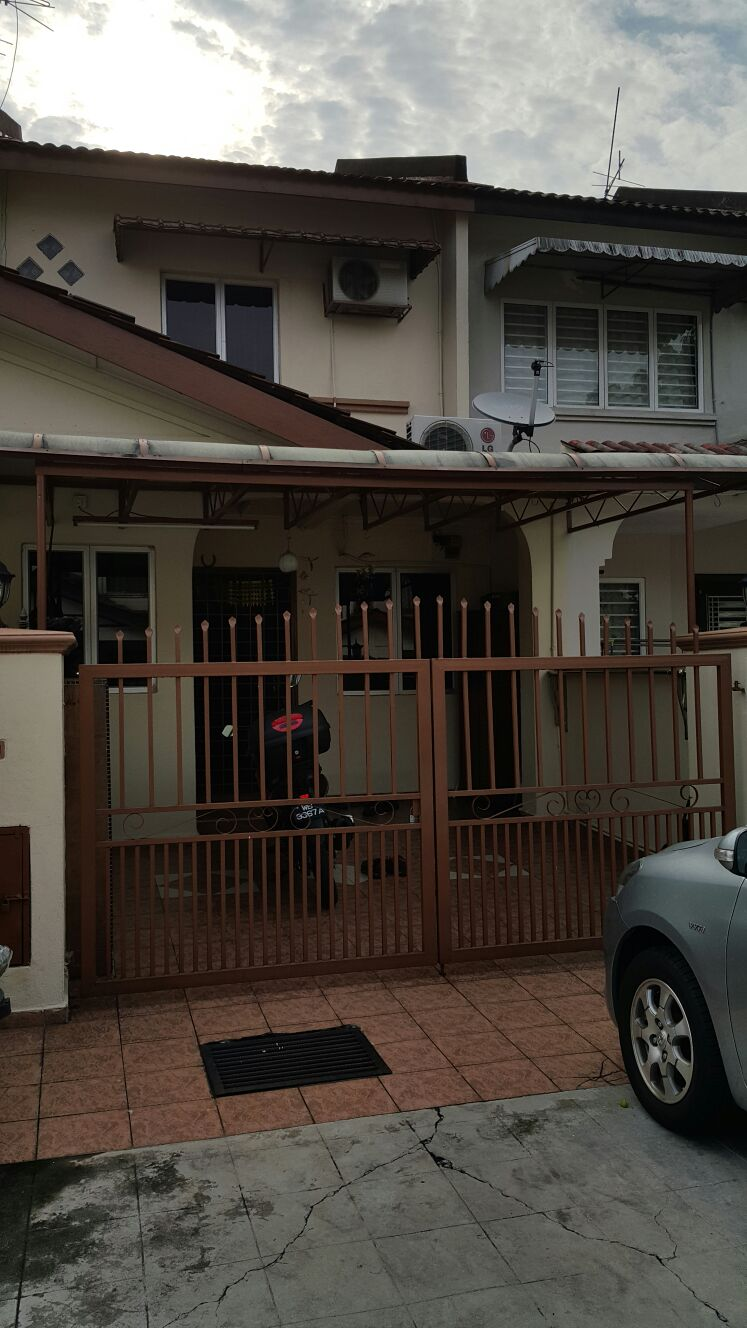 Double Storey at Puchong