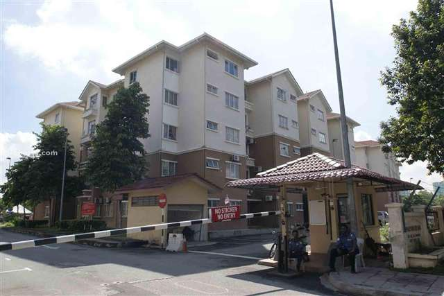 Apartment sri ara,ara damansara