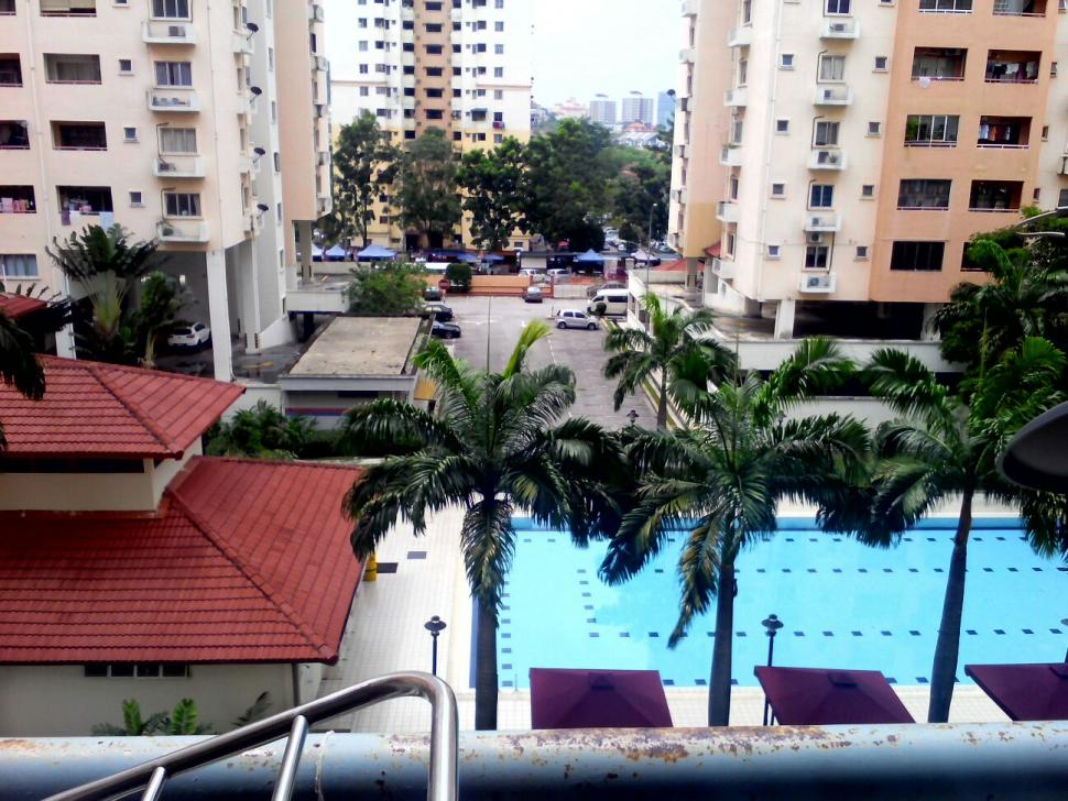 Jalil Damai Apartment