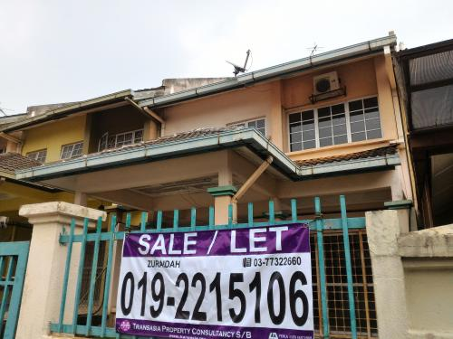 2 Storey Terrace Seksyen 9, Shah Alam