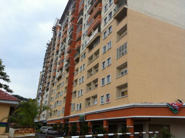 Apartment Ukay Perdana