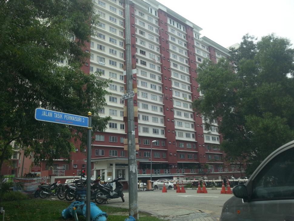 Apartment Lumayan, Bandar Tasik Permaisuri