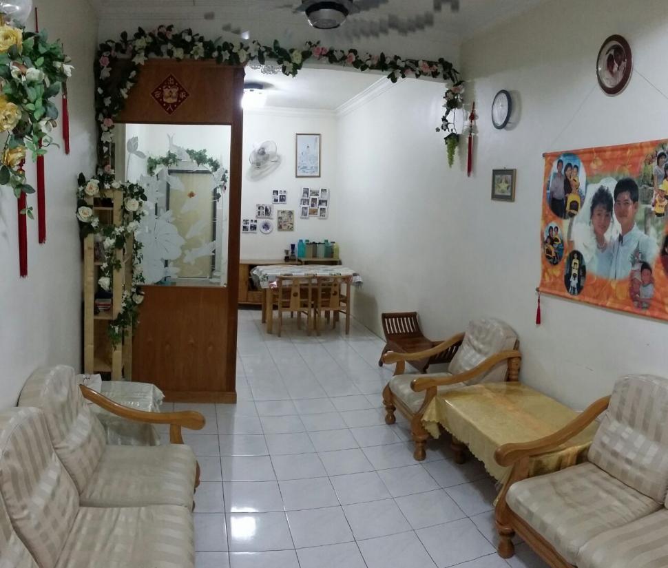 TownHouse Taman Saga Ampang