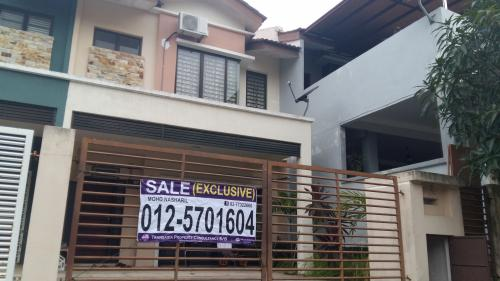 2 storey bandar country home