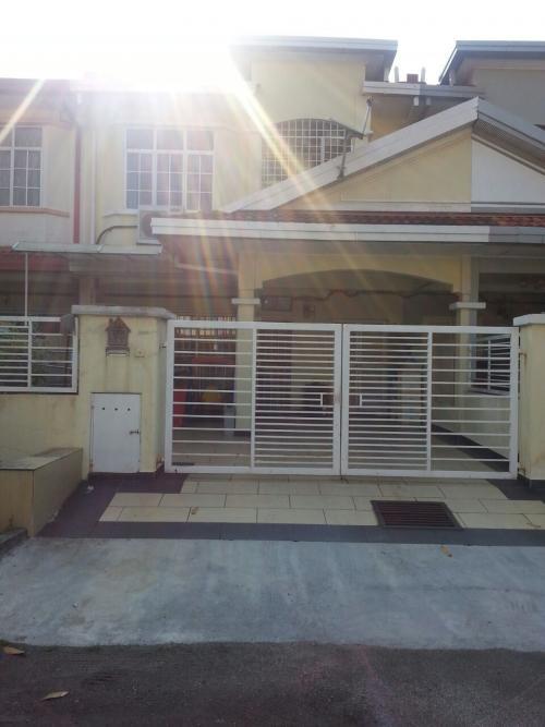 2 Storey Terrace Suadamai Bandar Tun Hussein Onn